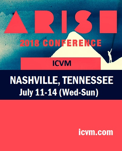 ICVM Arise International Conference 2018 poster